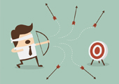"Know how to ""target"" your target market"